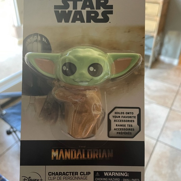 Star Wars Mandalorian The Child - Character Clip